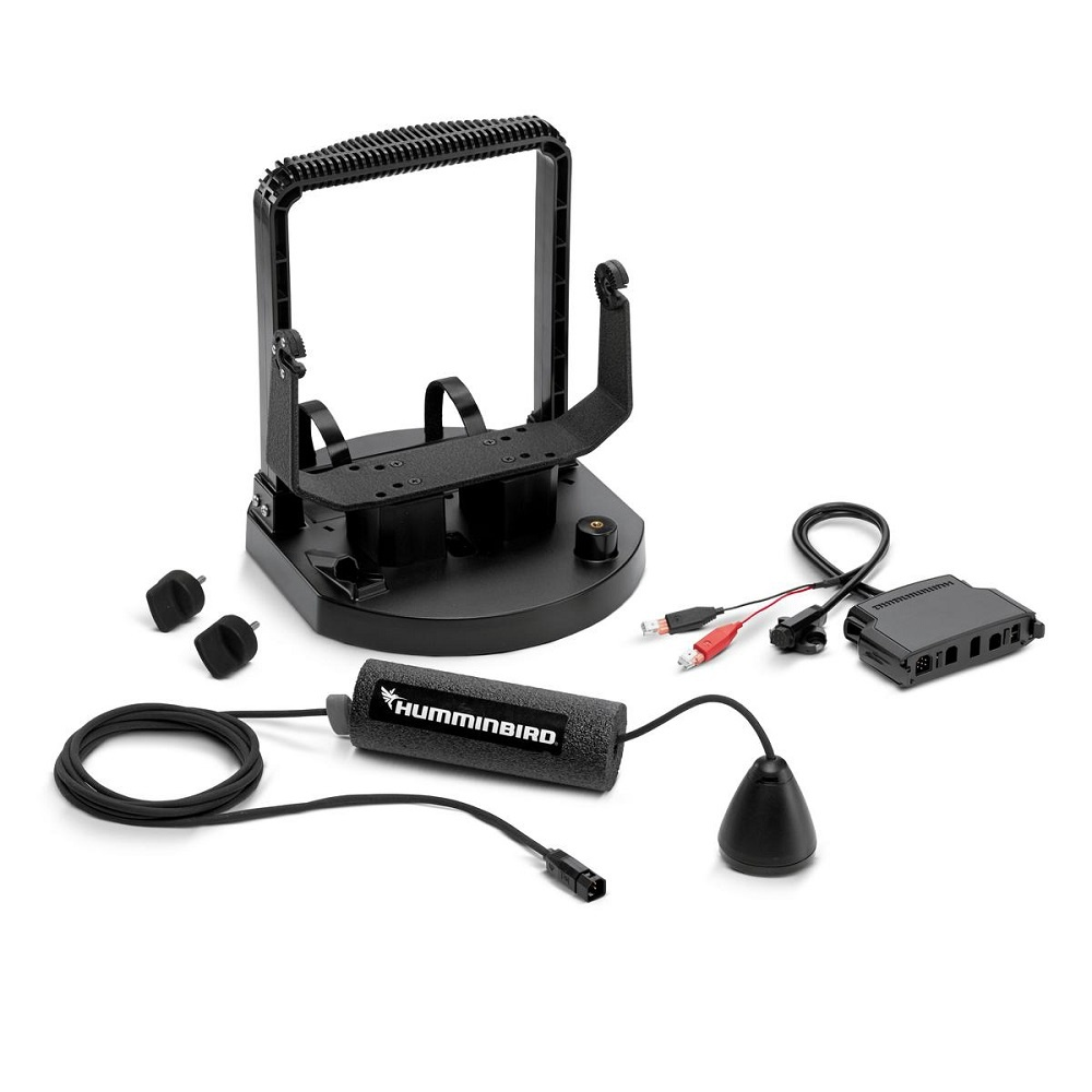 Humminbird ICE PTC CHIRP H8910 - Portable Ice Kit w/ CHIRP Ice Transducer for HELIX 8/9/10