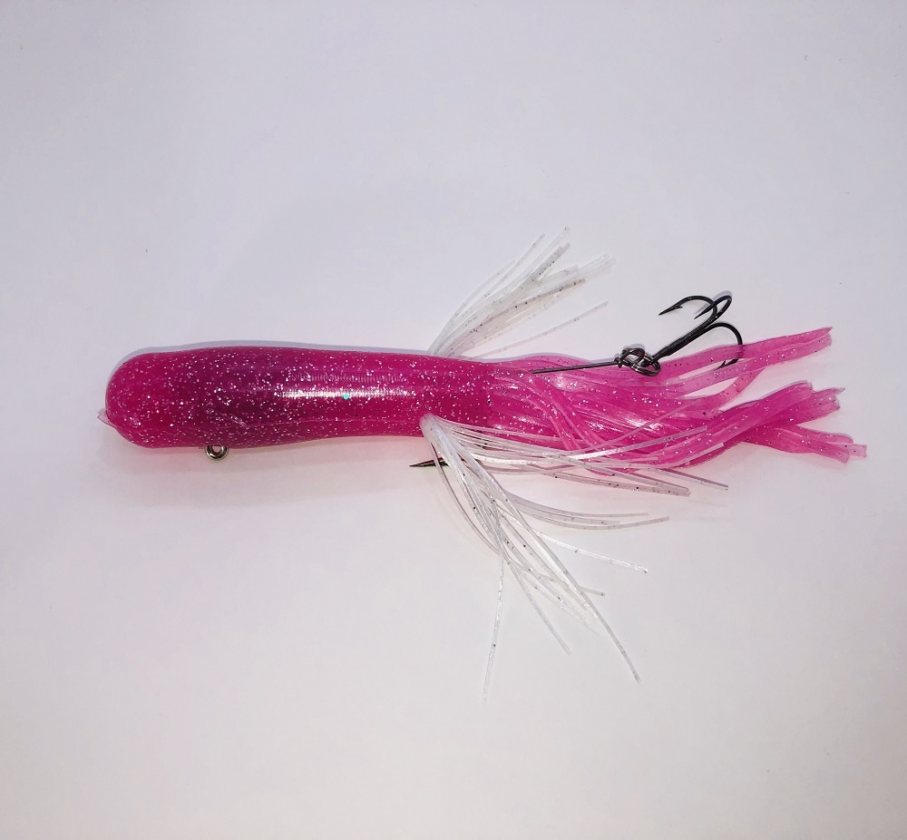 "UV Tight Lines 6"" MG Tube Jig"