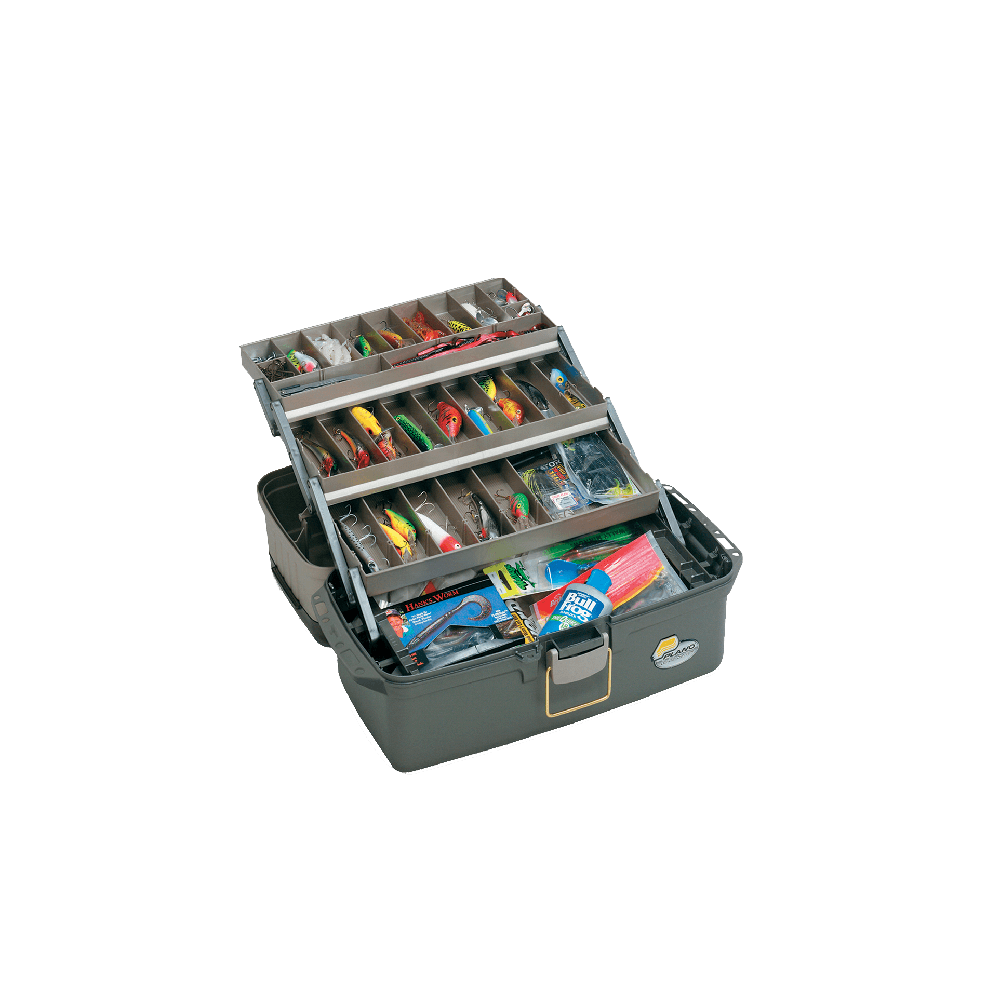 Plano Guide Series™ Tray Tackle Box