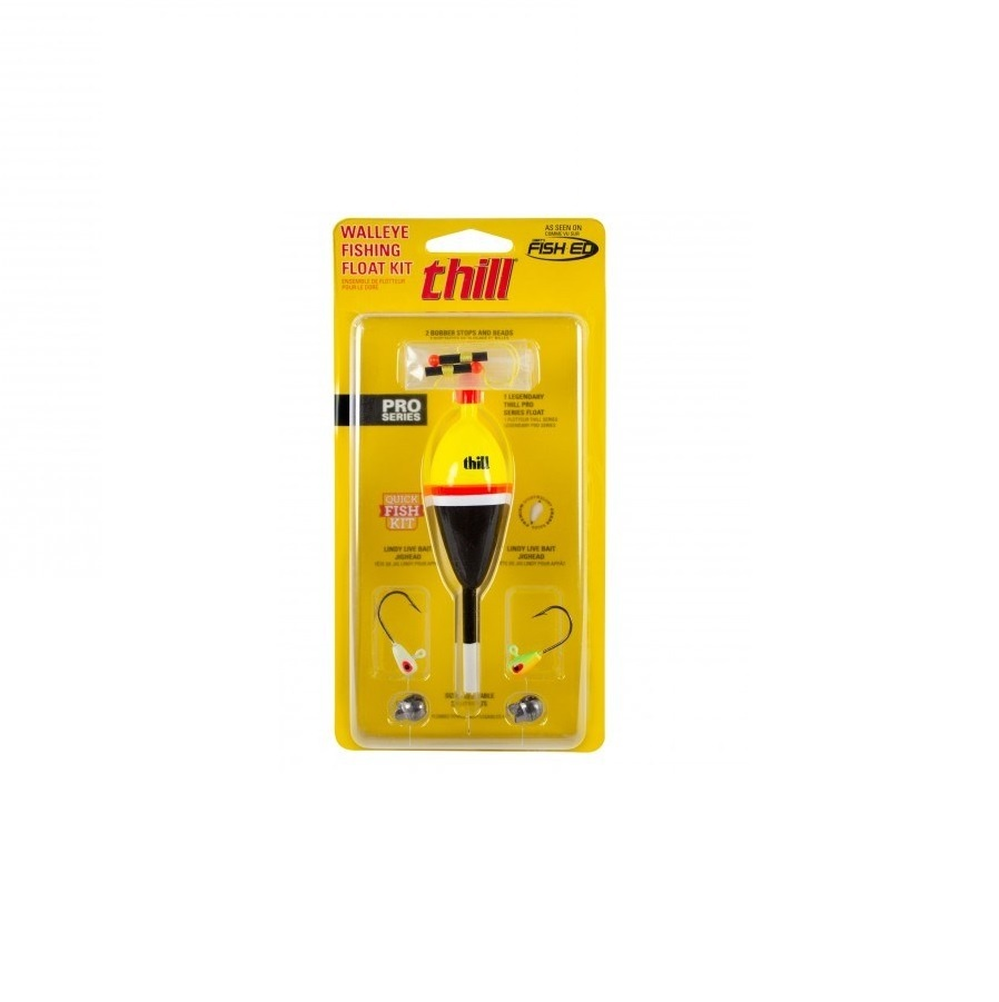 Thill Thill Walleye Fish Float Kit