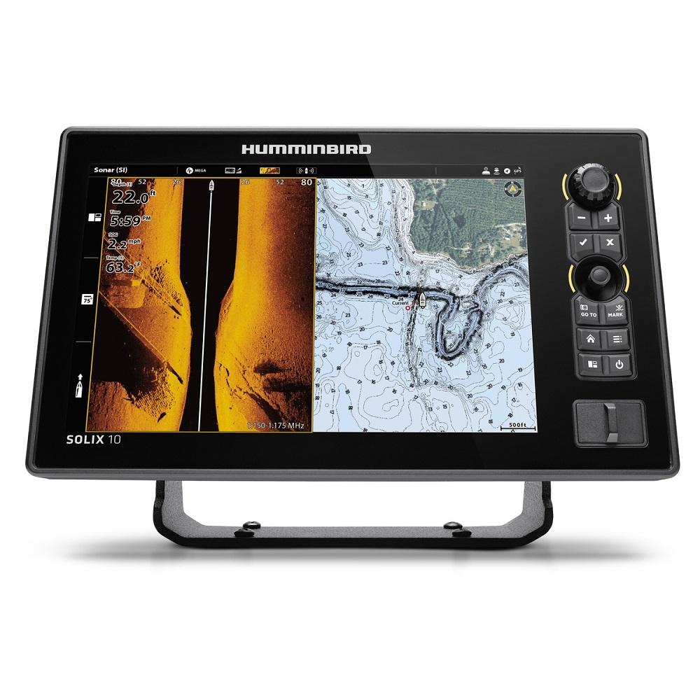Humminbird Solix 10 Chirp MEGA SI+ GPS G3