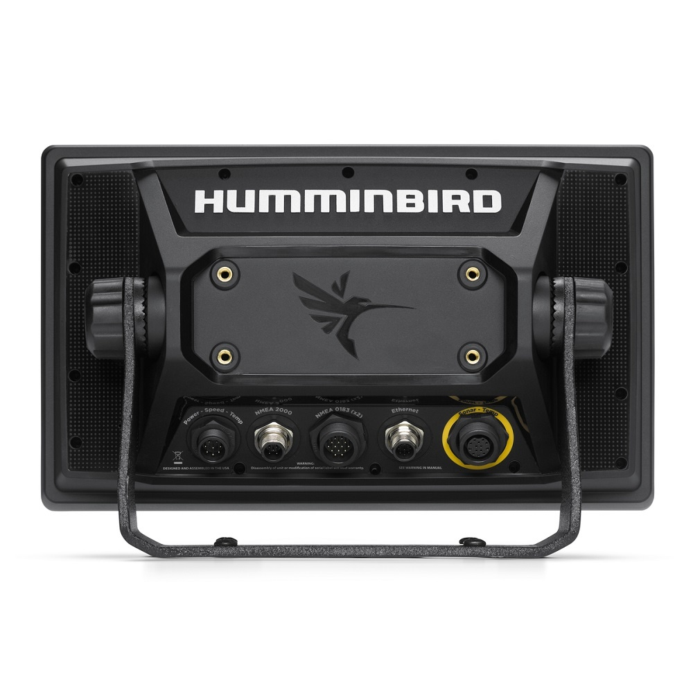 Humminbird Solix 12 Chirp MEGA SI+ GPS G3