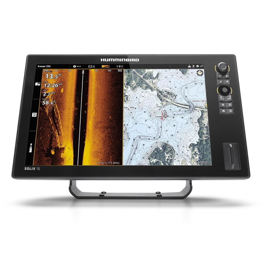Humminbird Solix 15 CHIRP Mega SI GPS G3