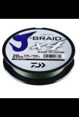 Daiwa J-BRAID® BRAIDED LINE x4