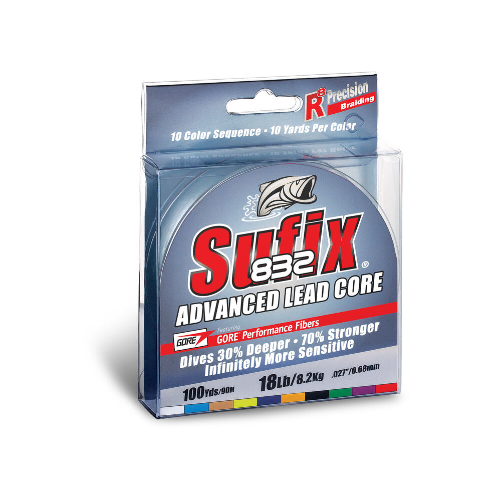 Sufix 832® Advanced Lead Core