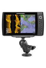 """Ram Drill-Down Double 2.25"""" Ball Mount for Humminbird Helix 8, 9, 10 & 12"""