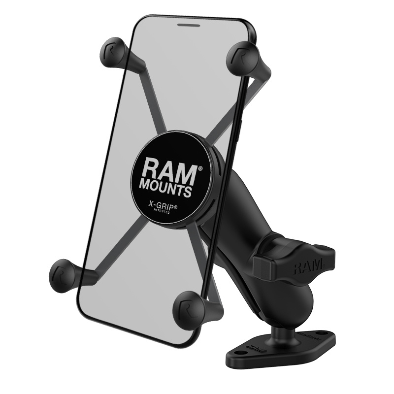 Ram X-Grip® Large Phone Mount with Diamond Base
