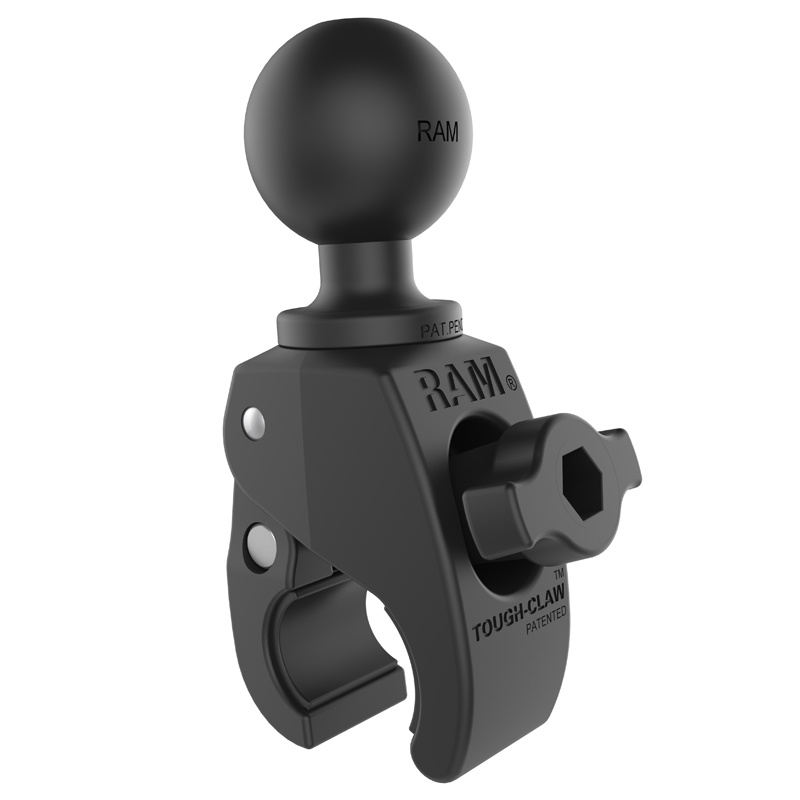 """Ram Tough-Claw™ Small Clamp 1.5"""" Ball Base"""