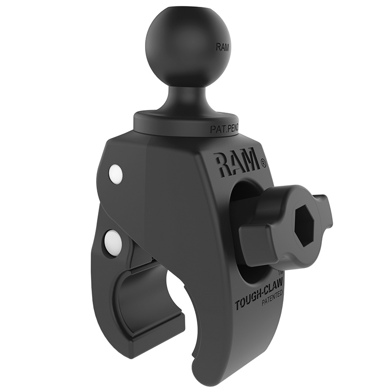 """Ram Tough-Claw™ Small Clamp Base with 1"""" Ball"""