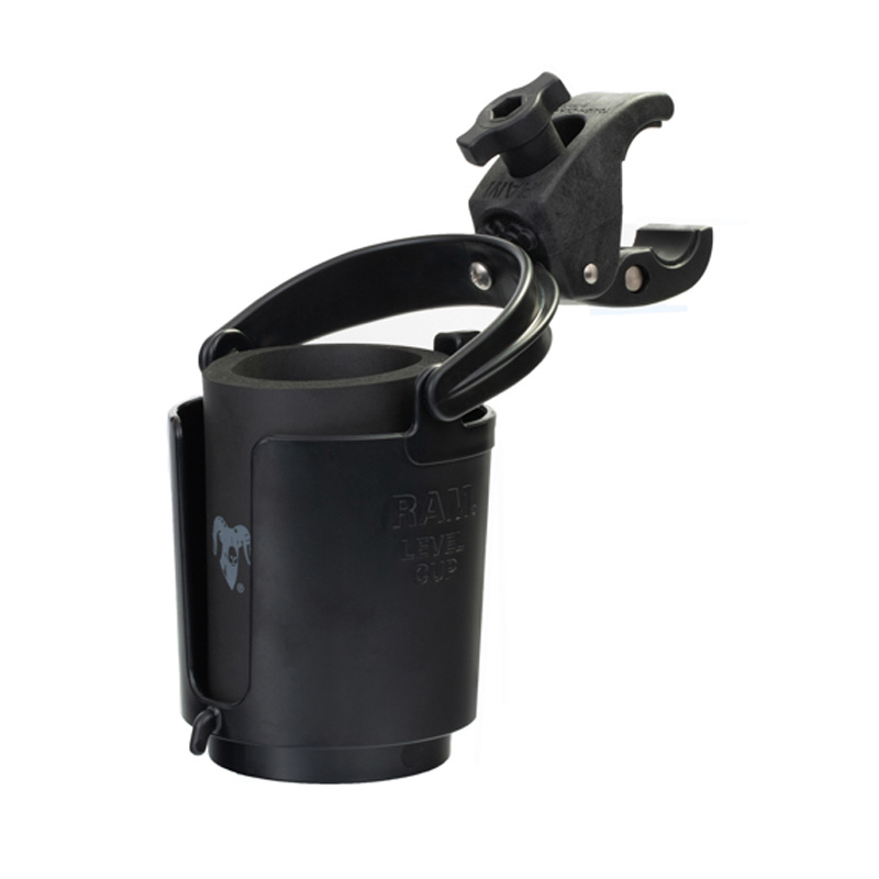 Ram Level Cup™ 16oz Drink Holder with RAM® Tough-Claw™ Mount