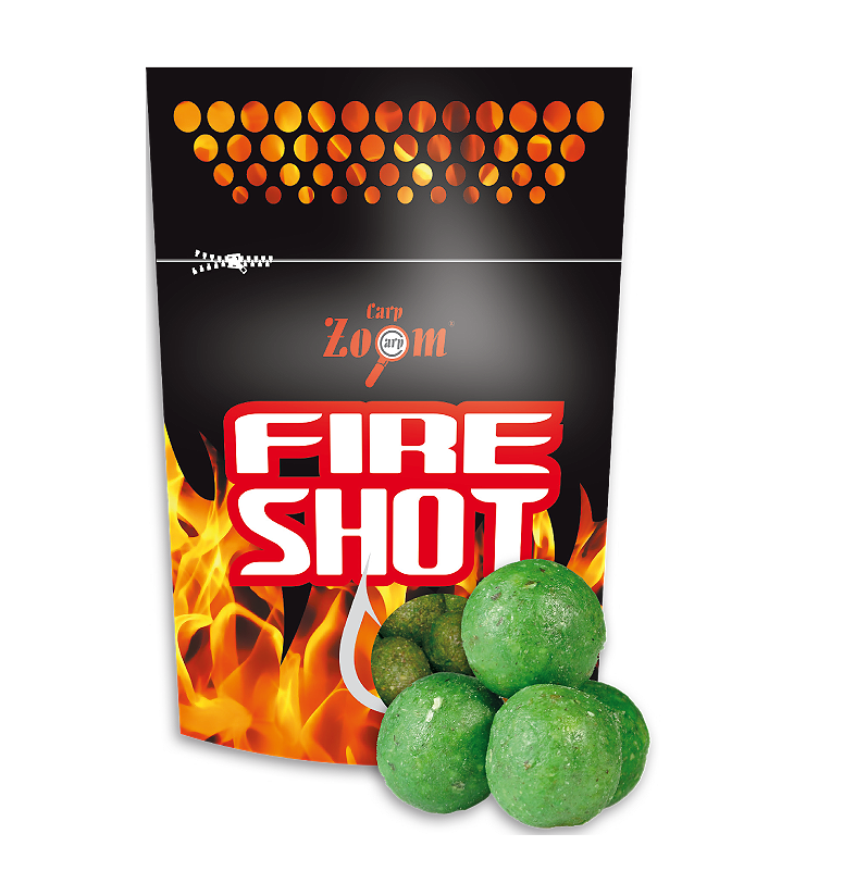 Carp Zoom Fire Shot Boilies