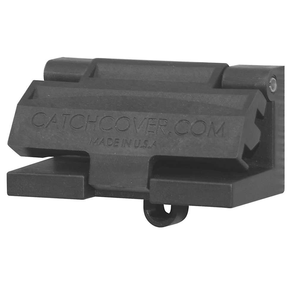 Catch-Cover Wall Mounted Lid Bracket