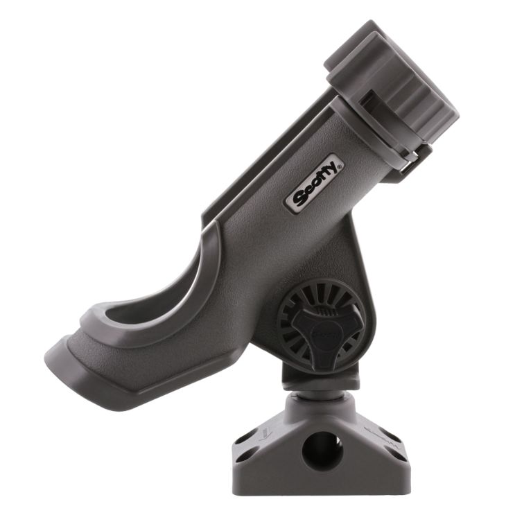 Scotty Grey No. 230-GR  Power Lock with Combination Side/Deck Mount