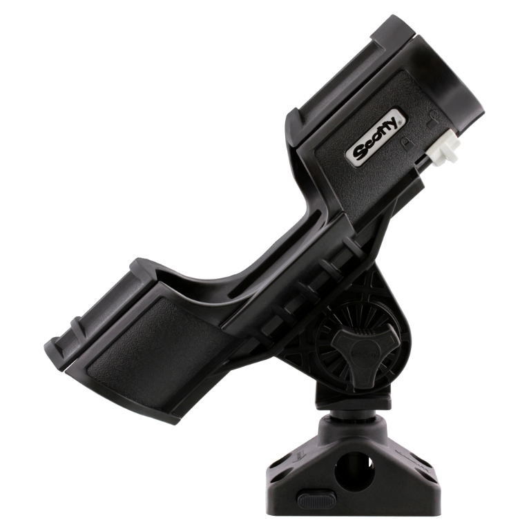 Scotty No. 400 ORCA Rod Holder with Locking Combination Side/Deck Mount