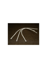 Temple Fork TFO Braided Loop Connector 30lb. 3 pack