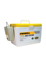 Frabill Bait Box with Aerator