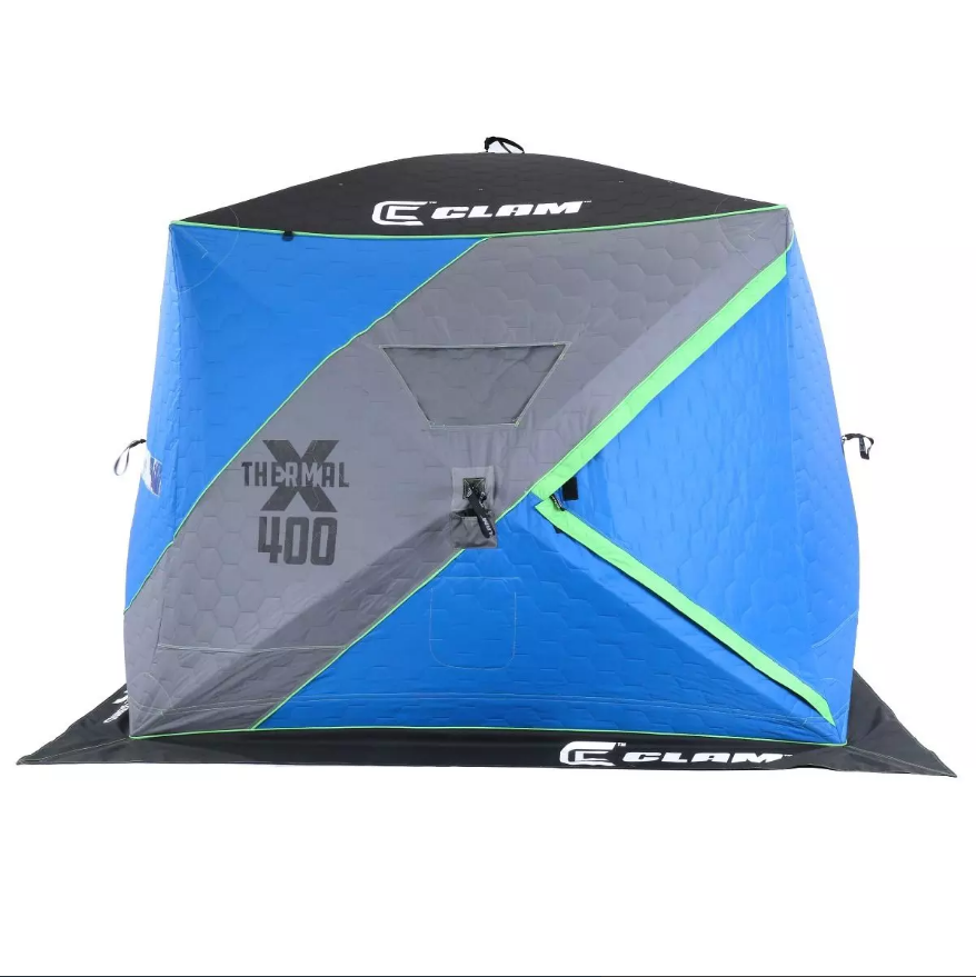 Clam X400 Thermal Hub Shelter 14469