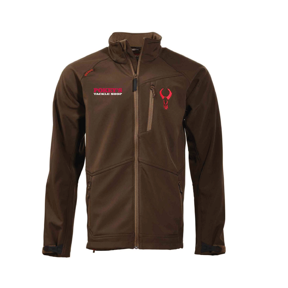 Badlands Transport Jacket with Pokey's Logo