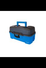 Plano Three-Tray Tackle Box  Bright Blue