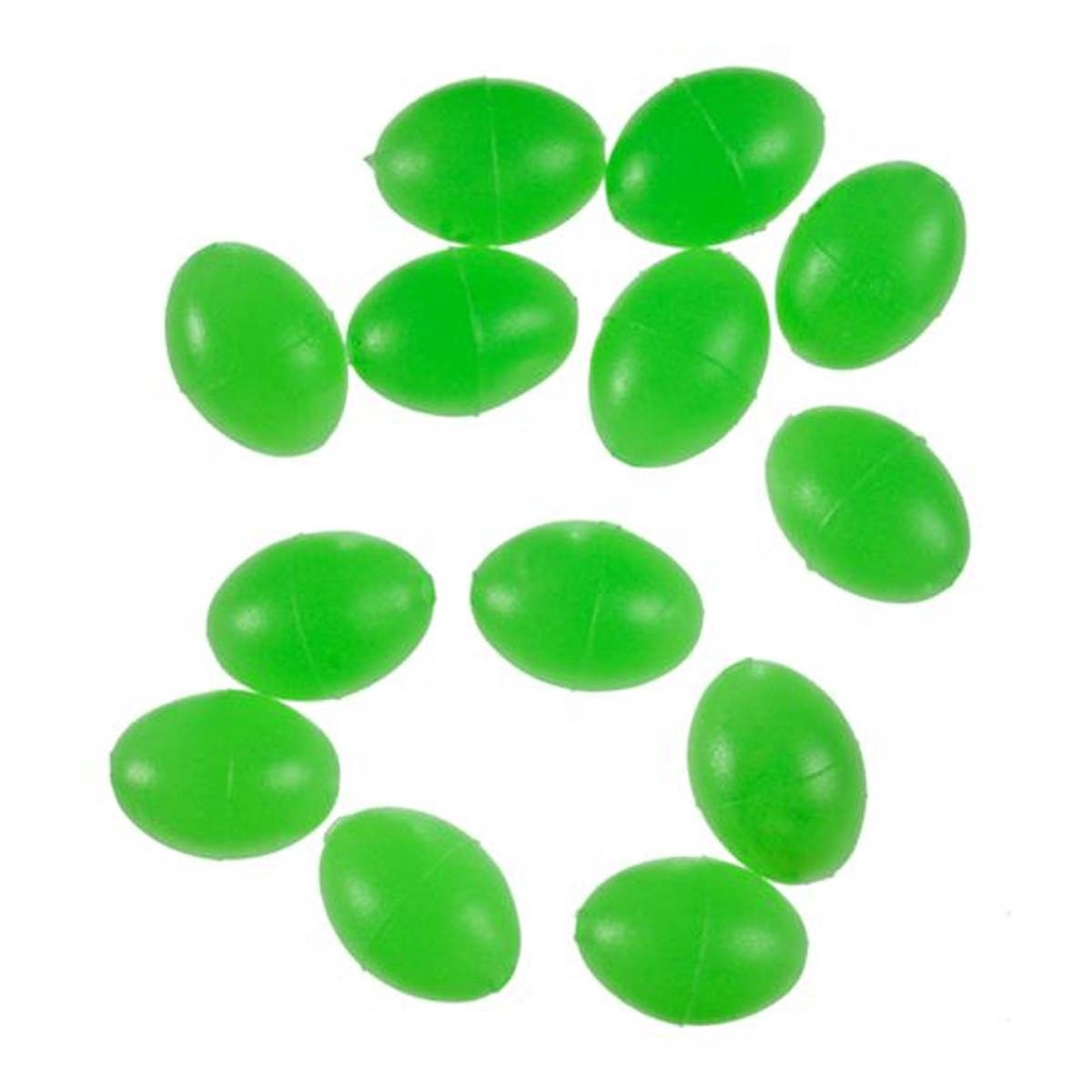 P Line Egg Soft Beads