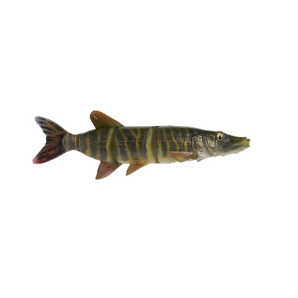 "Savage Gear 4D Line Thru Pike 10""  Striped Pike"