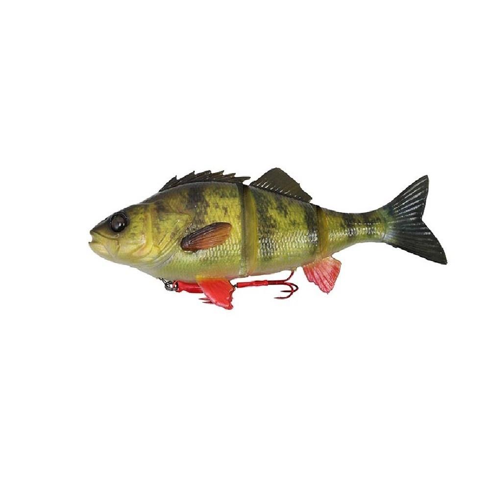 Savage Gear 4D Yellow Perch
