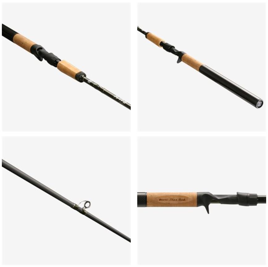 13 Fishing Fate Steel Casting Rod