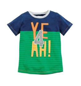Mudpie MudPie - Yeah T-Shirt 4 (4T)
