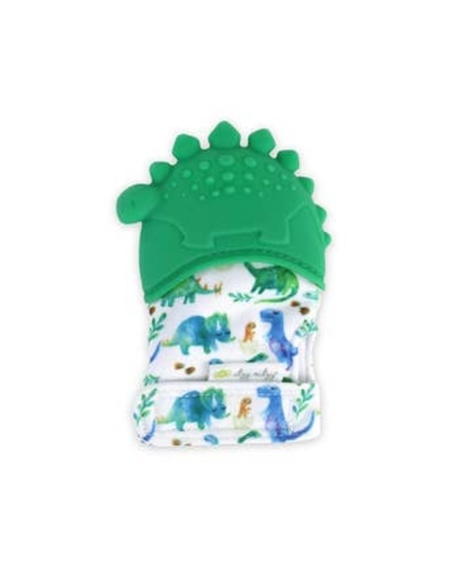 Itzy Ritzy Itzy Ritzy - Itzy Mitzies: Dinosaur Teething Mitt