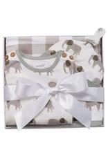 Mudpie Mud Pie - Elephant Take Me Home Gift Set