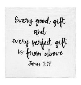 Modern Burlap Modern Burlap- James 1:17 Every good...