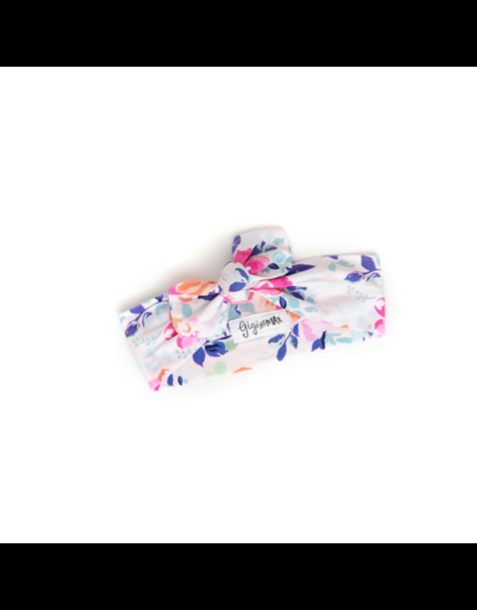 Gigi & Max Gigi & Max - Bella Floral Topknot Headband
