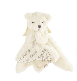 Mudpie Mud Pie- Prayer Bear Woobie