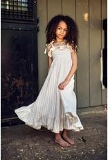 Little Prim Little Prim- Romy Maxi Dress- Biscuit