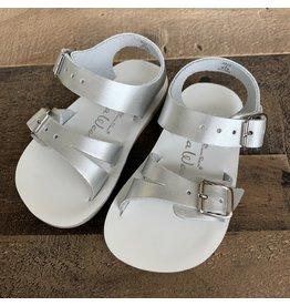 Salt Water Sandals Salt Water Sandals- Surfer: Silver