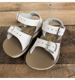 Salt Water Sandals Salt Water Sandals- Sea Wee Sandal: White