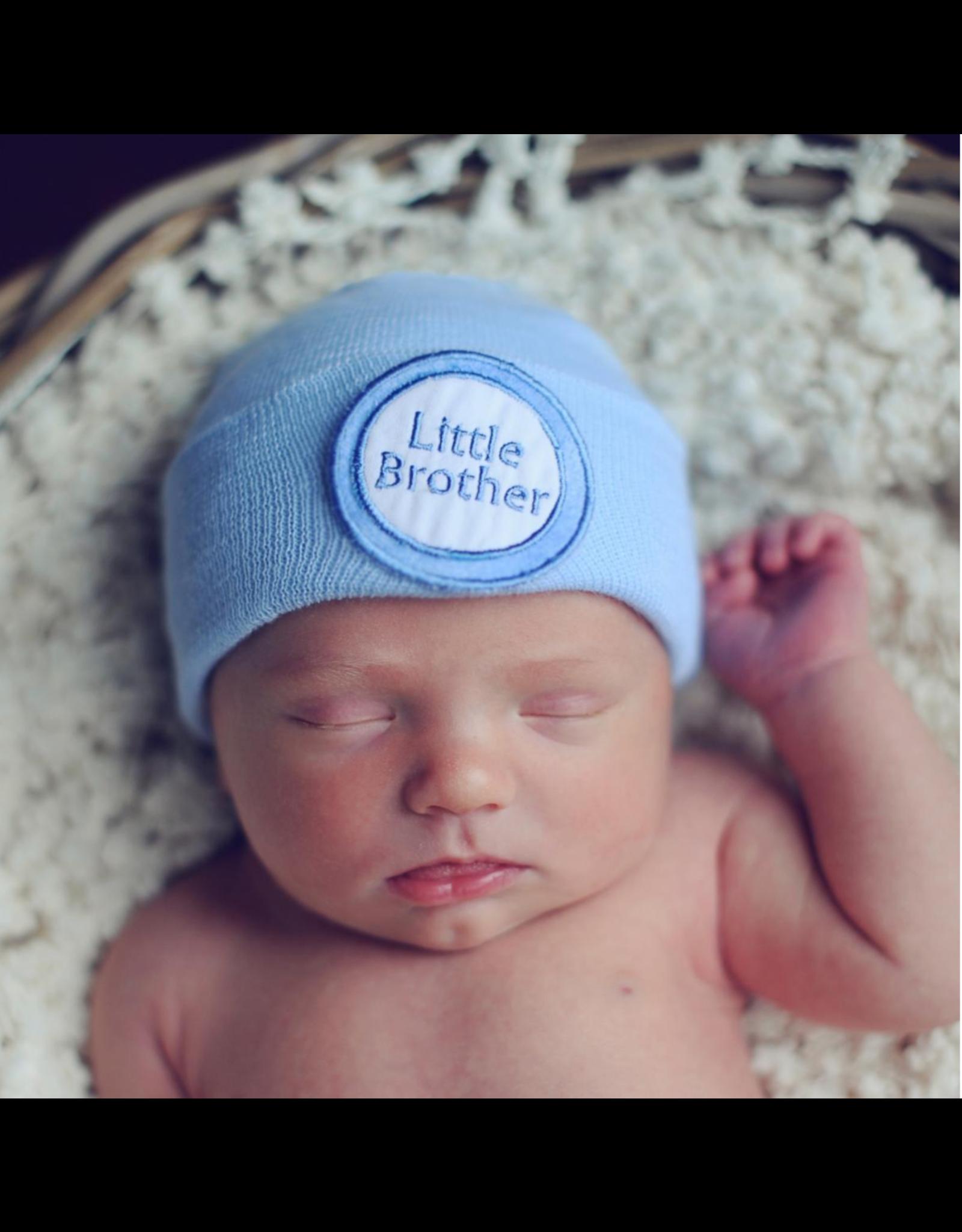 ILYBEAN Ilybean- Blue Little Brother Nursery Beanie