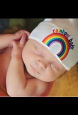 ILYBEAN Ily Bean- Rainbow Baby Patch Nursery Beanie
