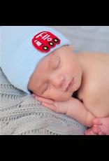 ILYBEAN Ilybean- Firetruck Blue Hospital Hat