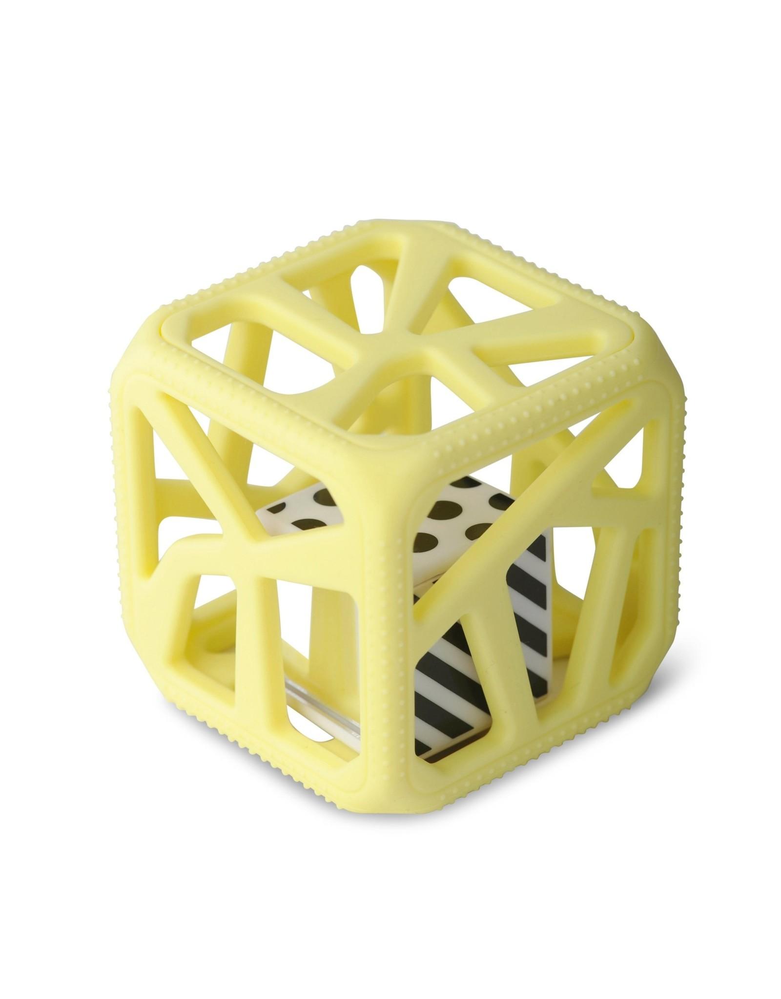 Malarkey Kids Malarkey Kids- Chew Cube: Yellow