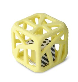 Malarkey Kids Malarkey Kids- Chew Cube: Yellow