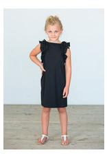 Isobella & Chloe IC- Black Sunny Smile Dress
