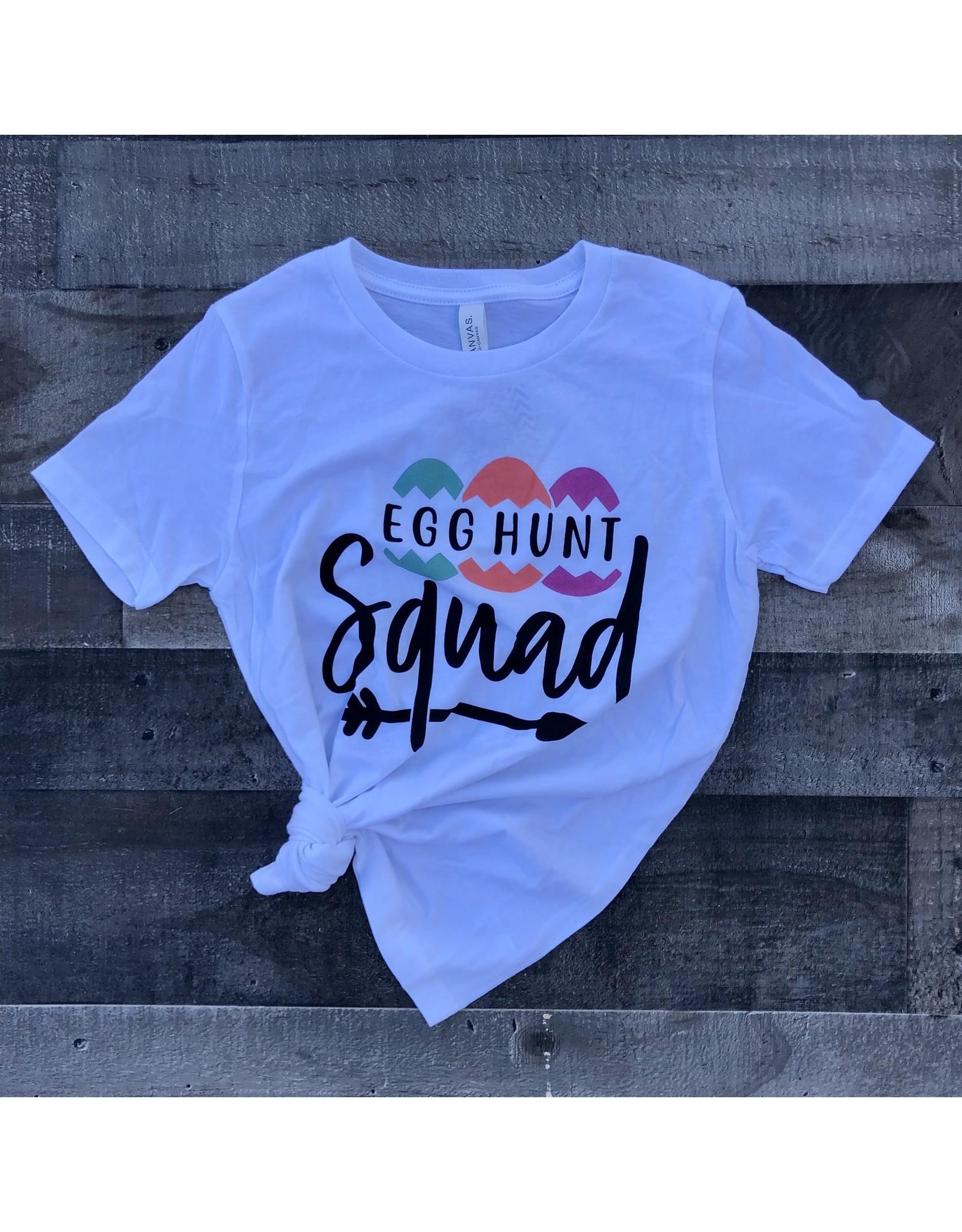 Egg Hunt Squad Shirt