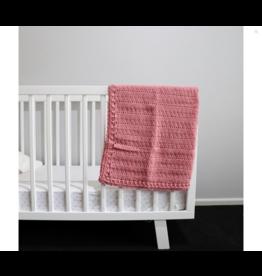 OB Designs OB Designs- Blush Ripple Blanket