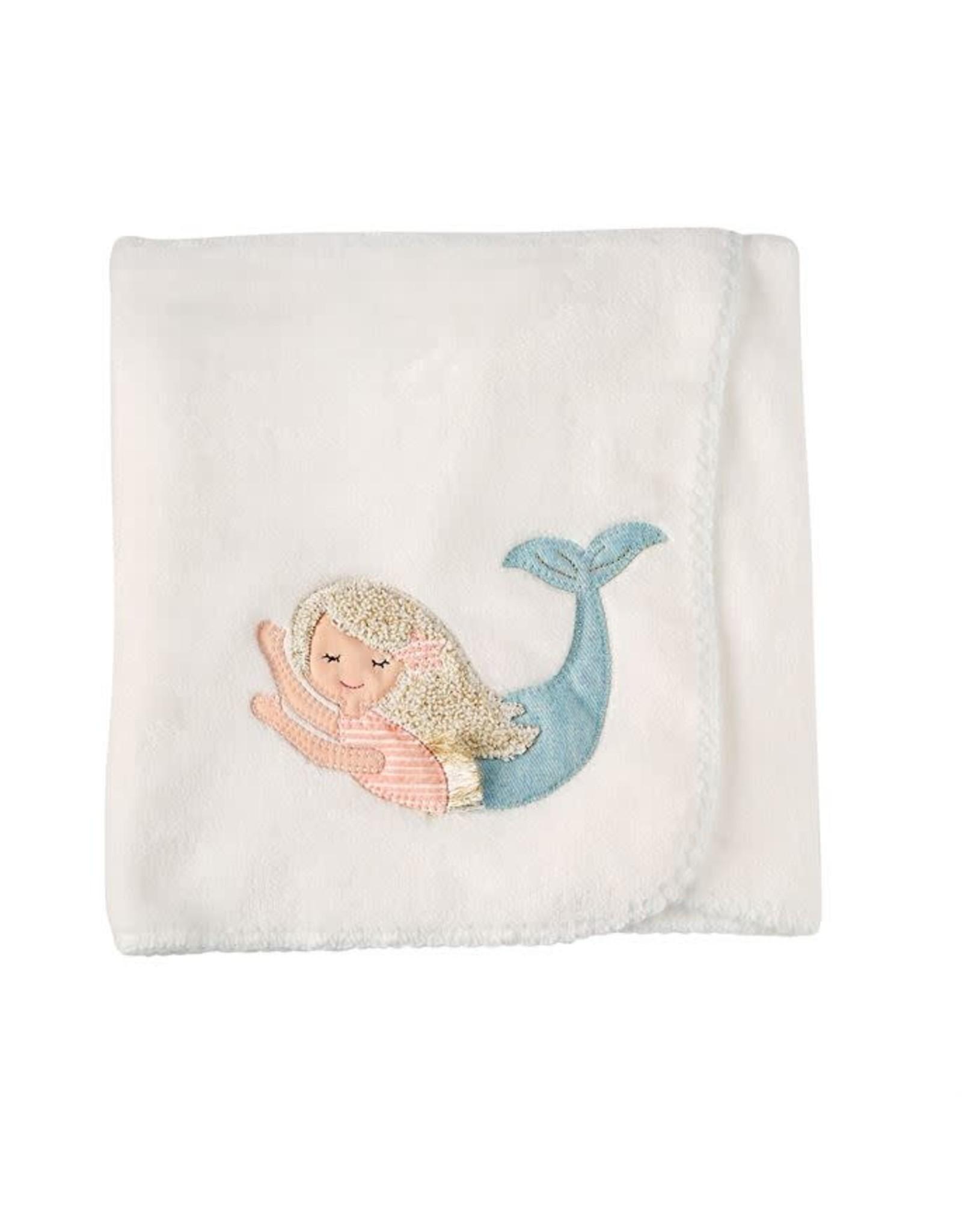 Mudpie Mud Pie - Mermaid Fleece Blanket