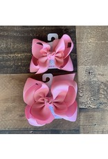 Beyond Creations Beyond Creations- Peony Grosgrain Knot Bow