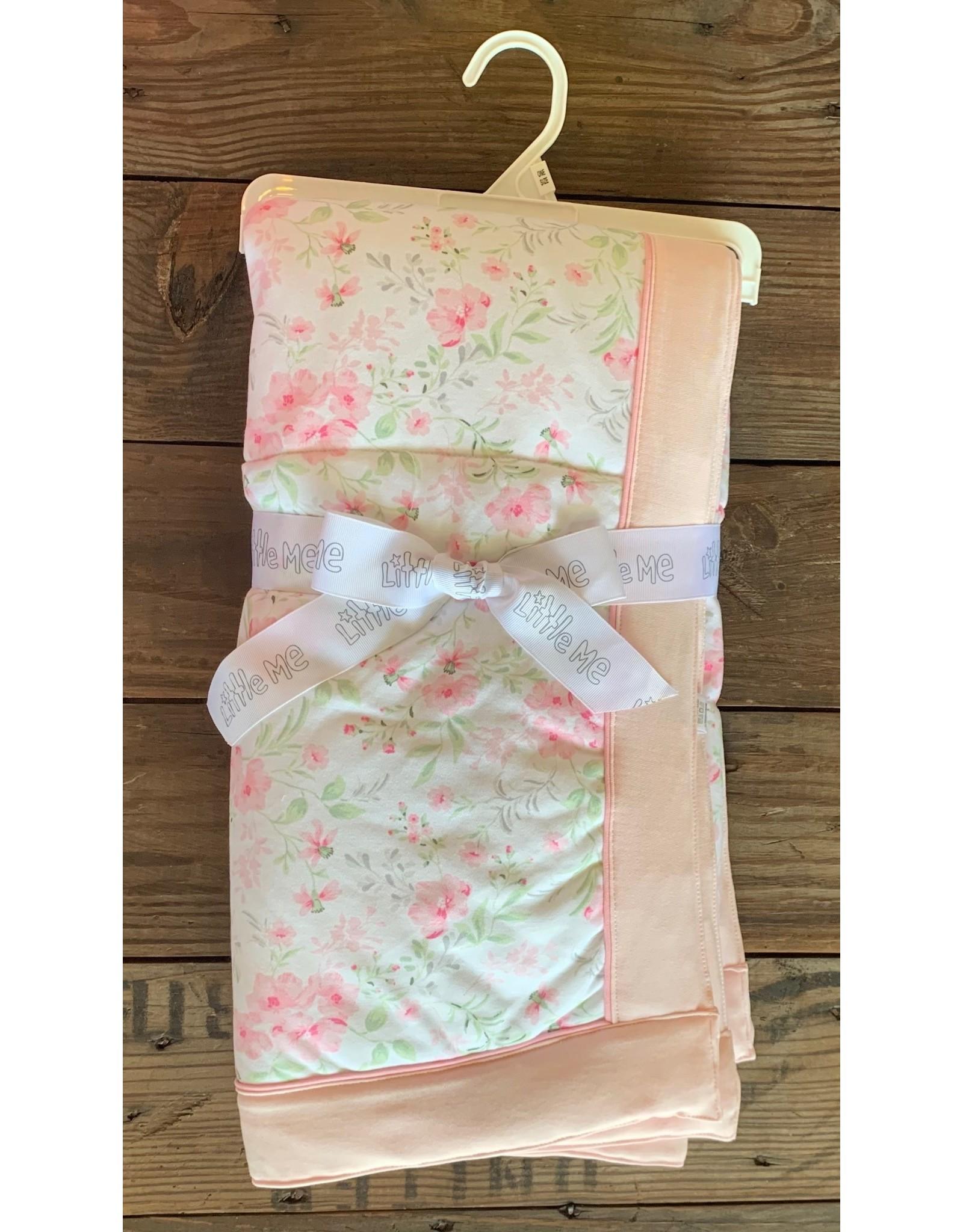Little Me Little Me- Blossom Garden Blanket