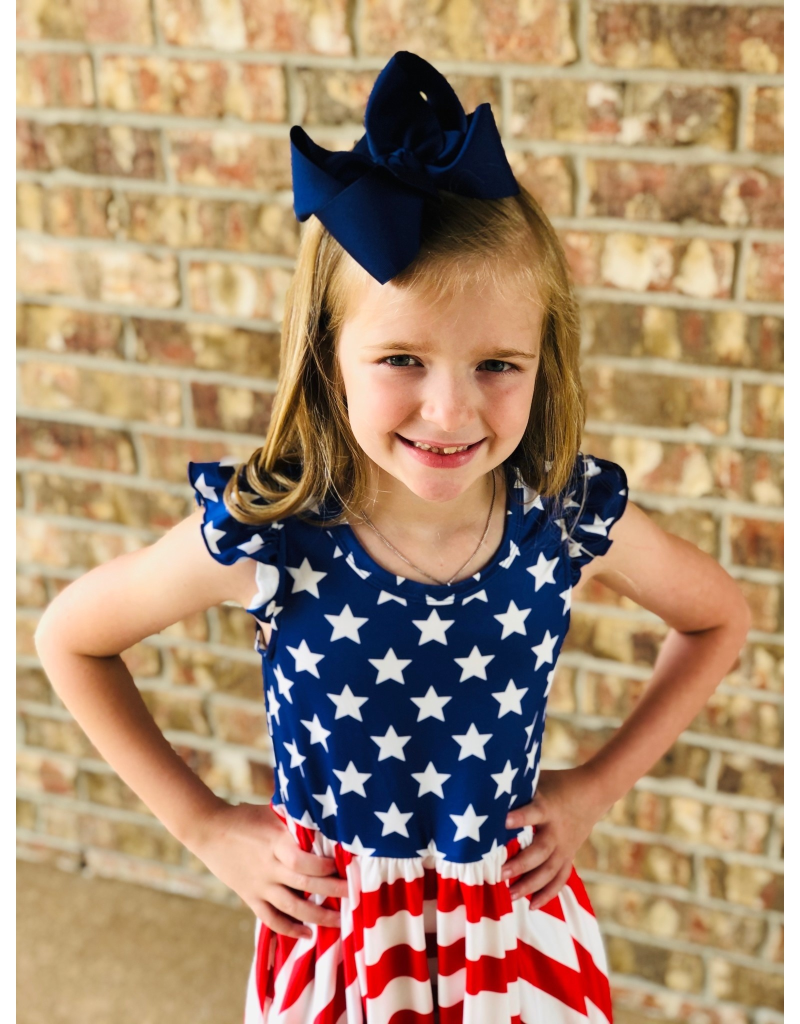 Charlies Project Charlie's Project- Stars & Stripes Dress