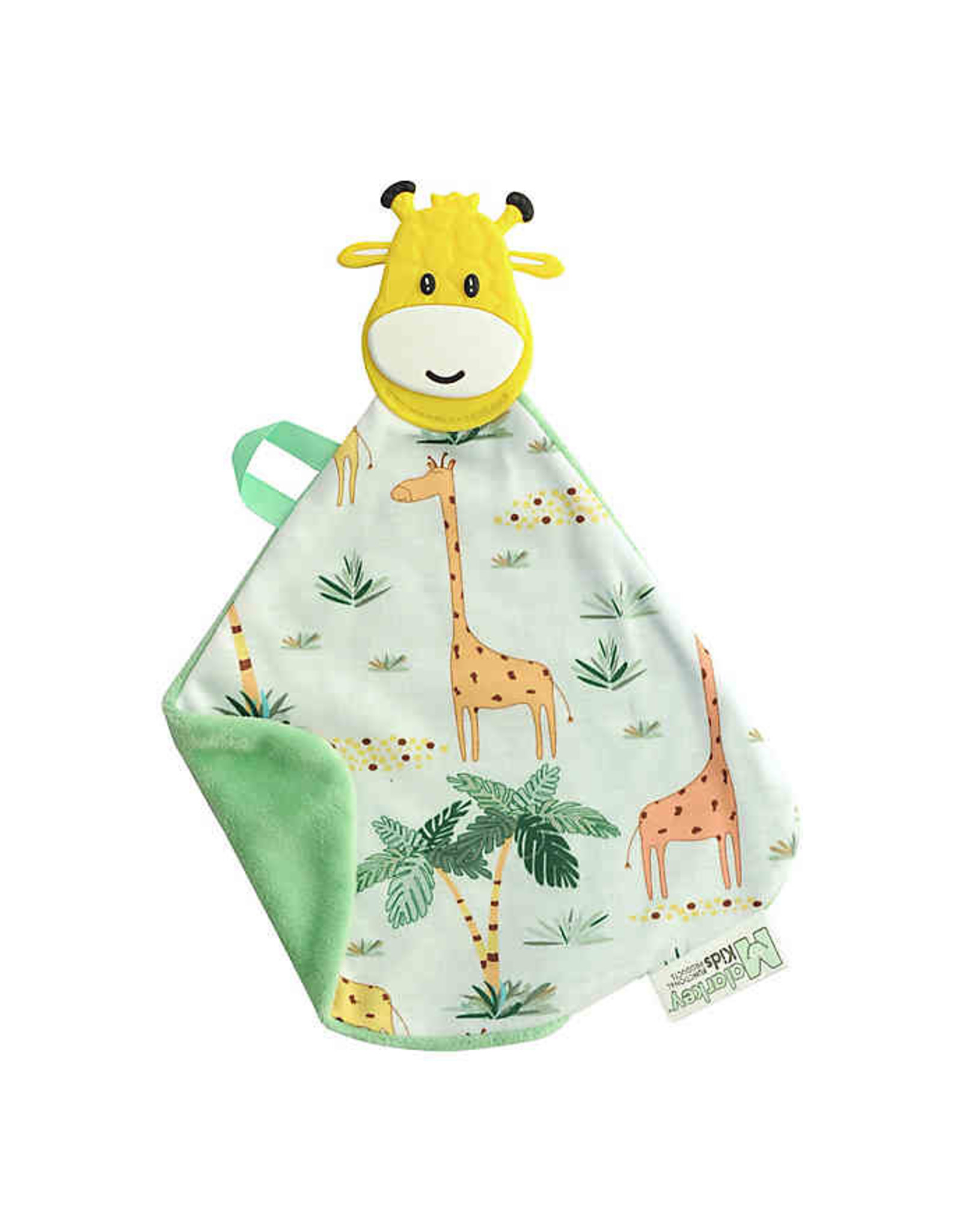 Malarkey Kids Malarkey Kids- Munch It Blanket: Gentle Giraffe