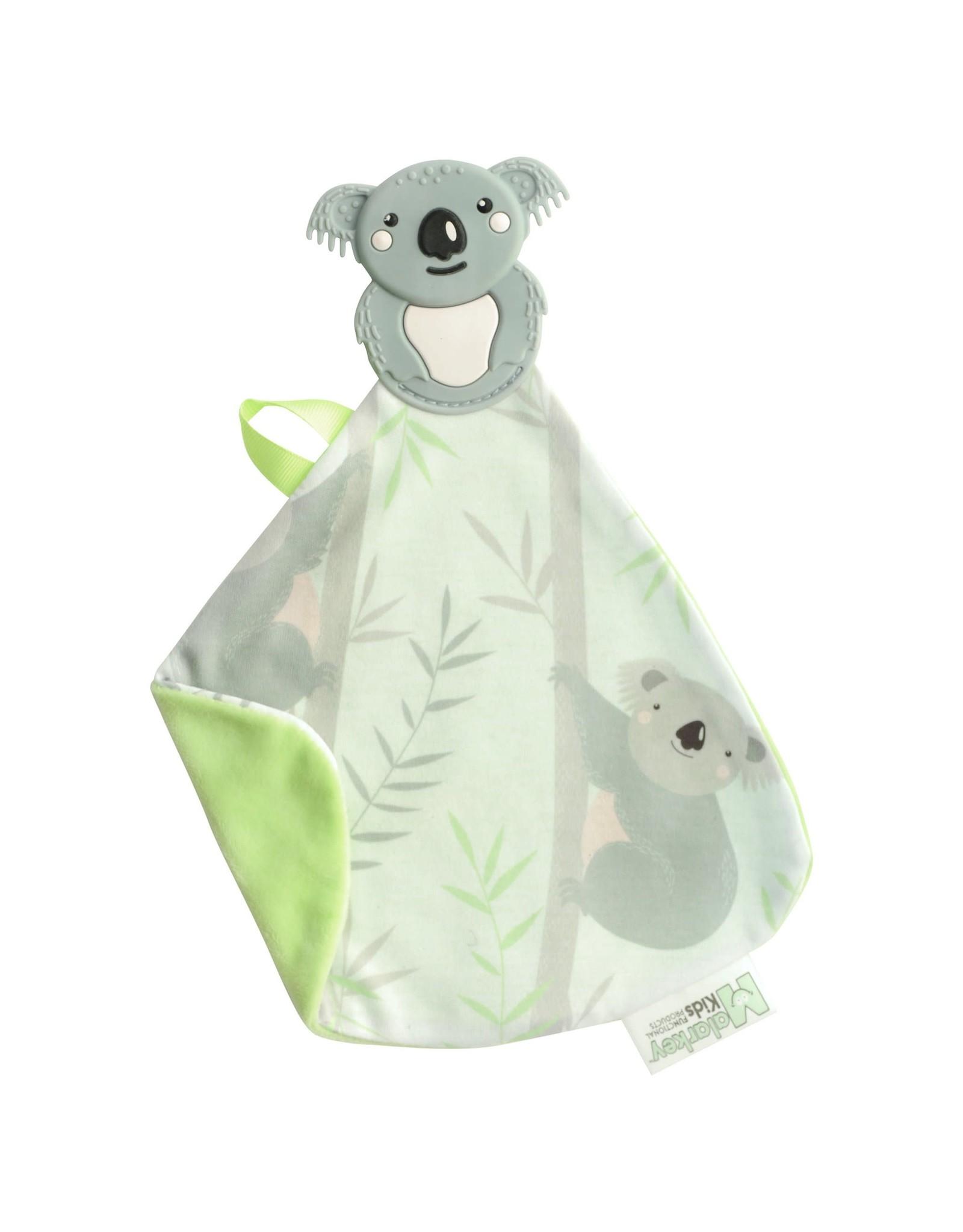 Malarkey Kids Malarkey Kids- Munch It Blanket: Kind Koala